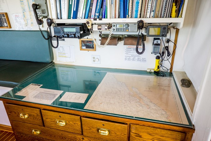Pilothouse 1960 DAVIE SONS  Expedition Yacht 1478070