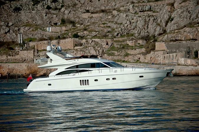 2007 PRINCESS YACHTS 67 Flybridge Motor Yacht 1483648