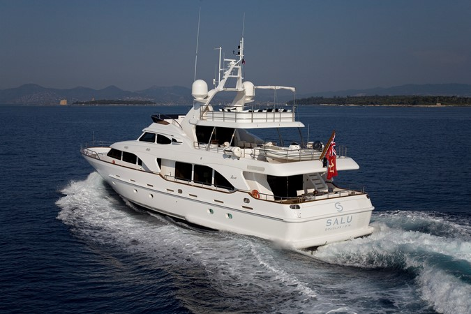 Exterior 2008 BENETTI Tradition 100 Tri-Deck 1882148