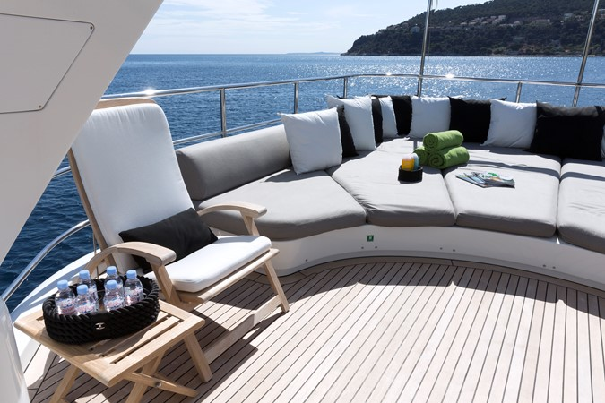 Sundeck 2008 BENETTI Tradition 100 Tri-Deck 1882165