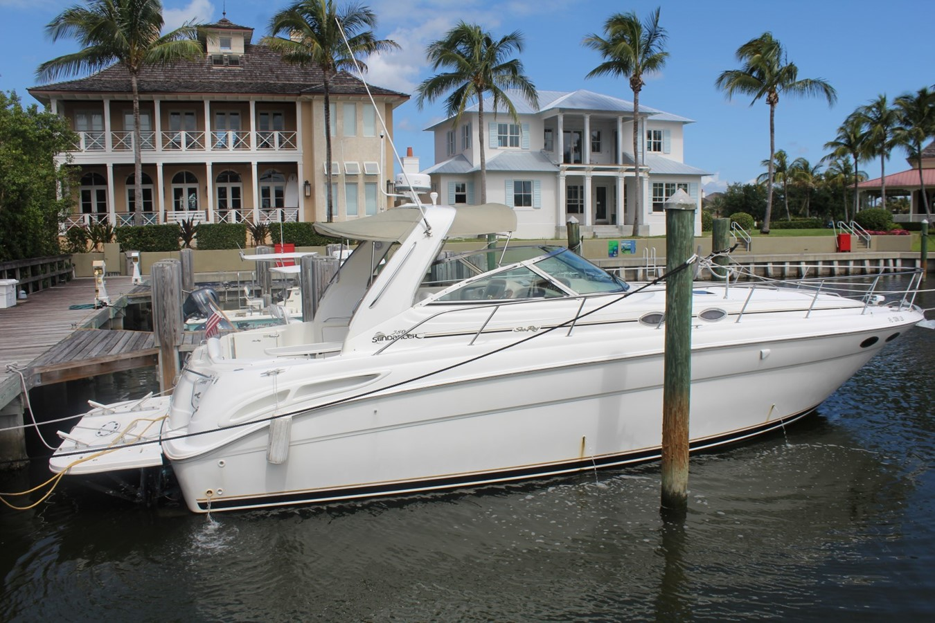 1999 SEA RAY 380 Sundancer Cruiser 1496901
