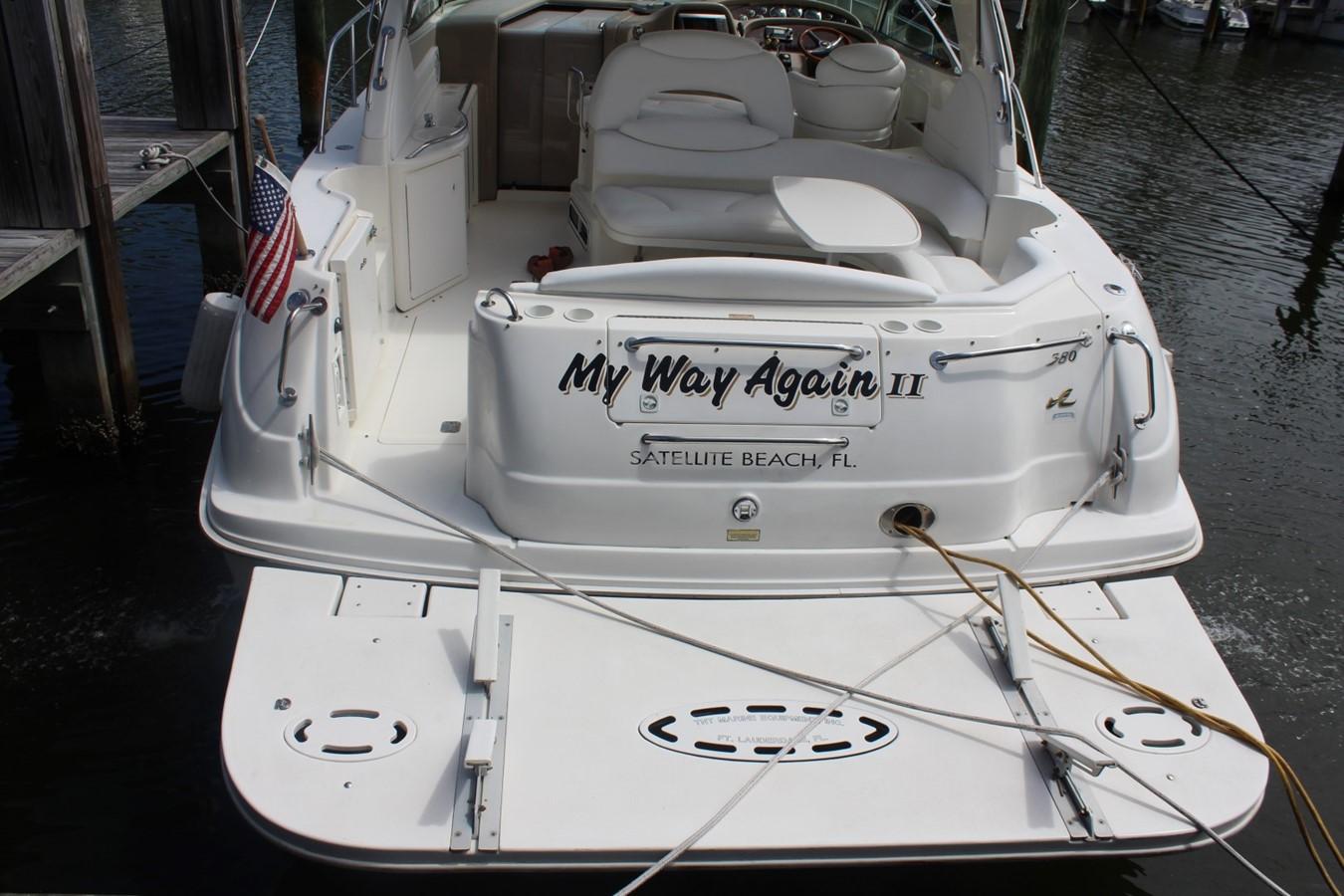 1999 SEA RAY 380 Sundancer Cruiser 1496904