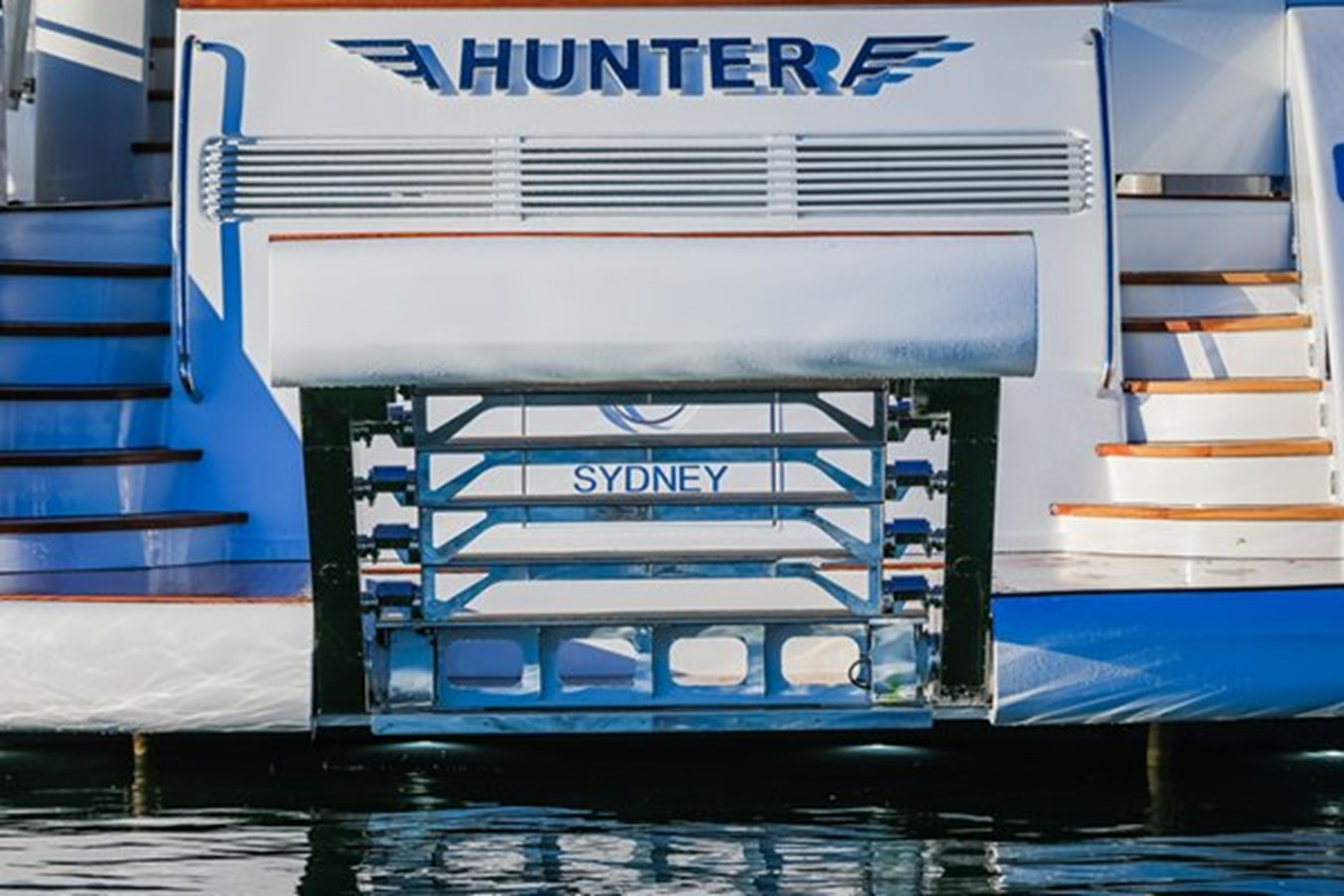 Hunter yacht for sale