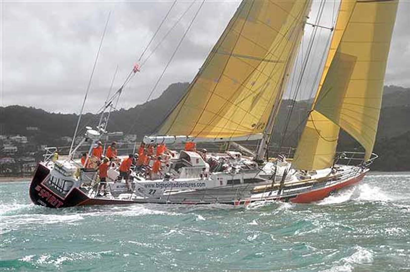 2000 DEVONPORT YACHTS Devonport Challenge 72 Cruising Sailboat 1516102