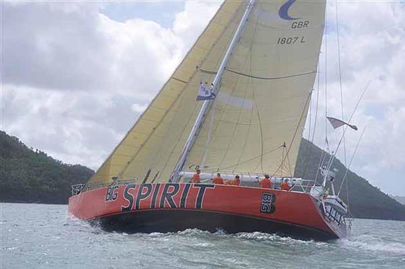 2000 DEVONPORT YACHTS Devonport Challenge 72 Cruising Sailboat 1516103