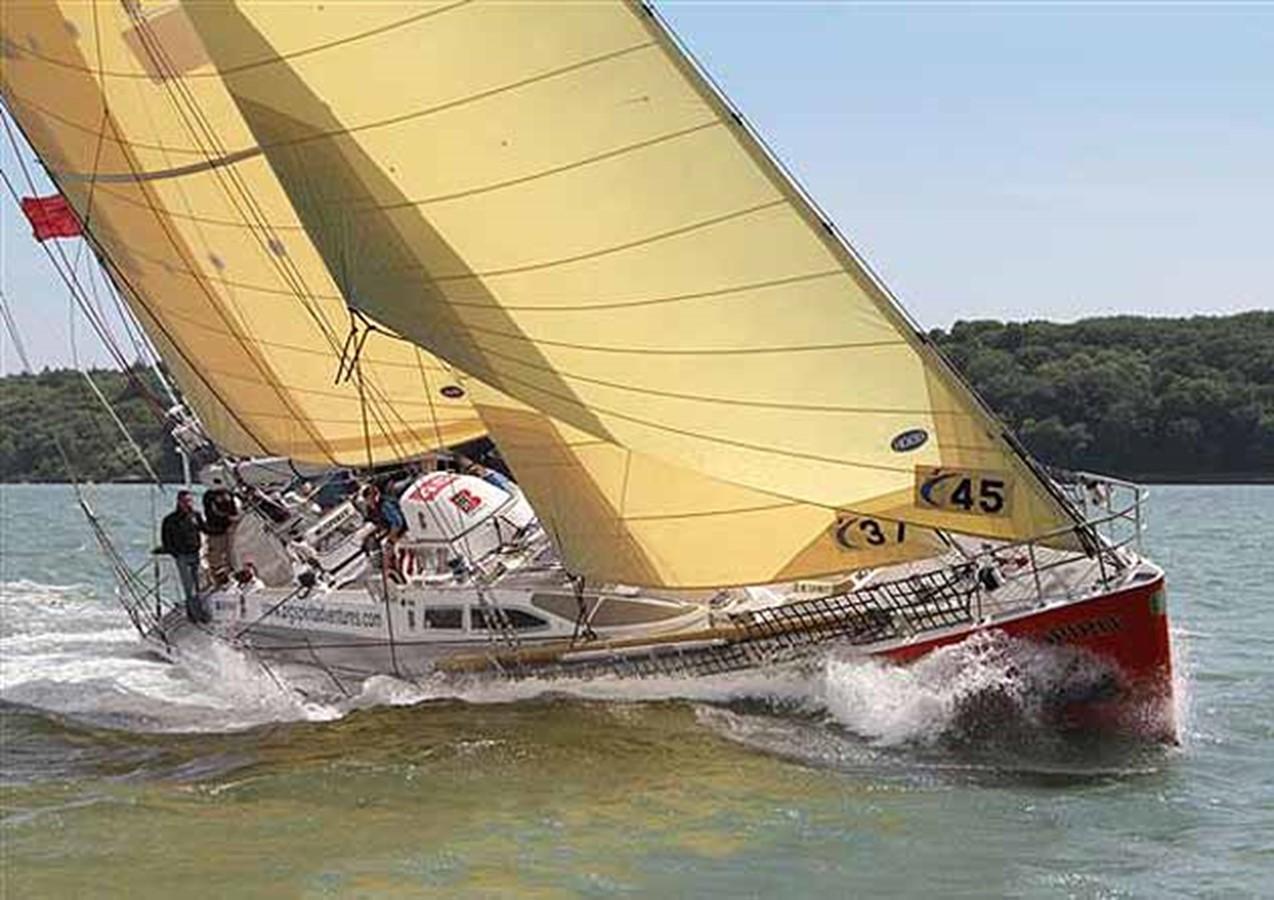 2000 DEVONPORT YACHTS Devonport Challenge 72 Cruising Sailboat 1516105