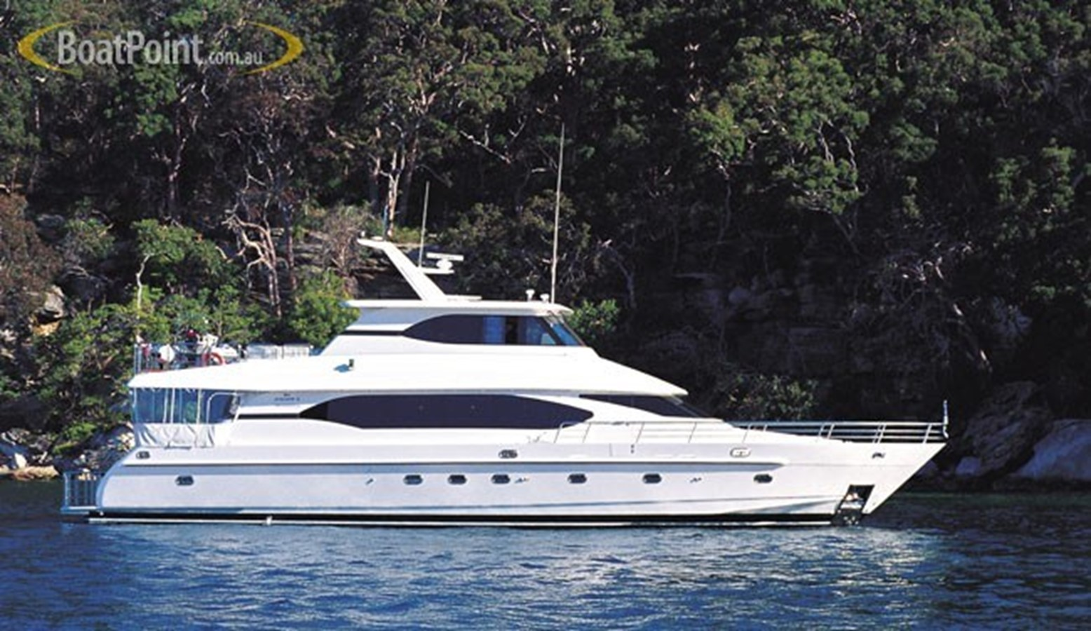 Oceanos yacht for sale