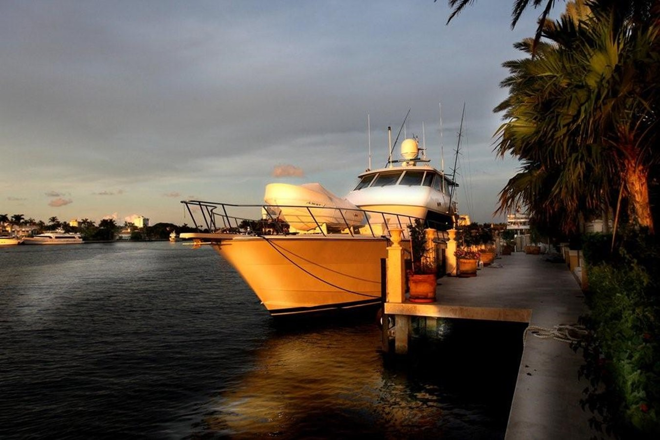 Spherefish yacht for sale