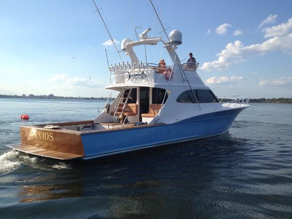 Axios 2012 CUSTOM CAROLINA Custom Sportfish  1548357