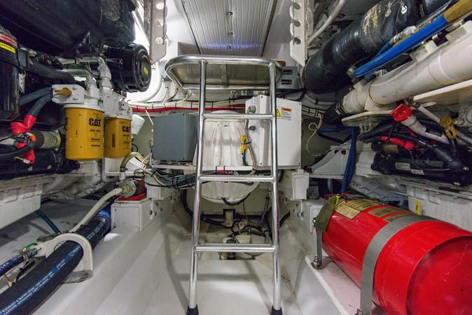 Engine Room 2012 CUSTOM CAROLINA Custom Sportfish  2033579