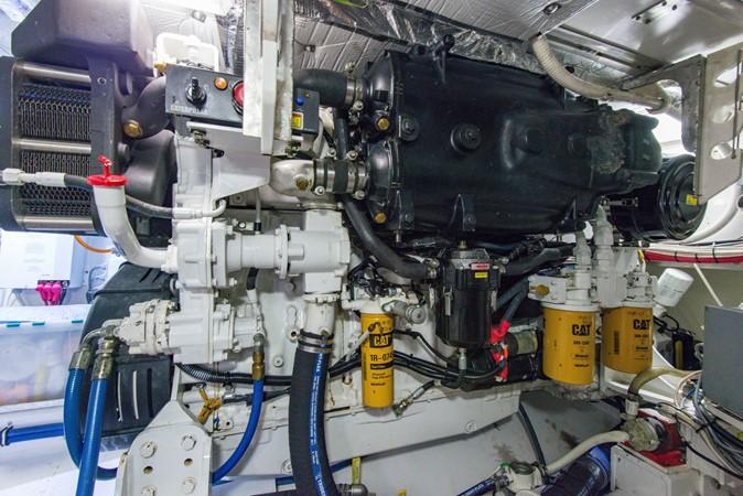 Engine Room 2012 CUSTOM CAROLINA Custom Sportfish  2033580