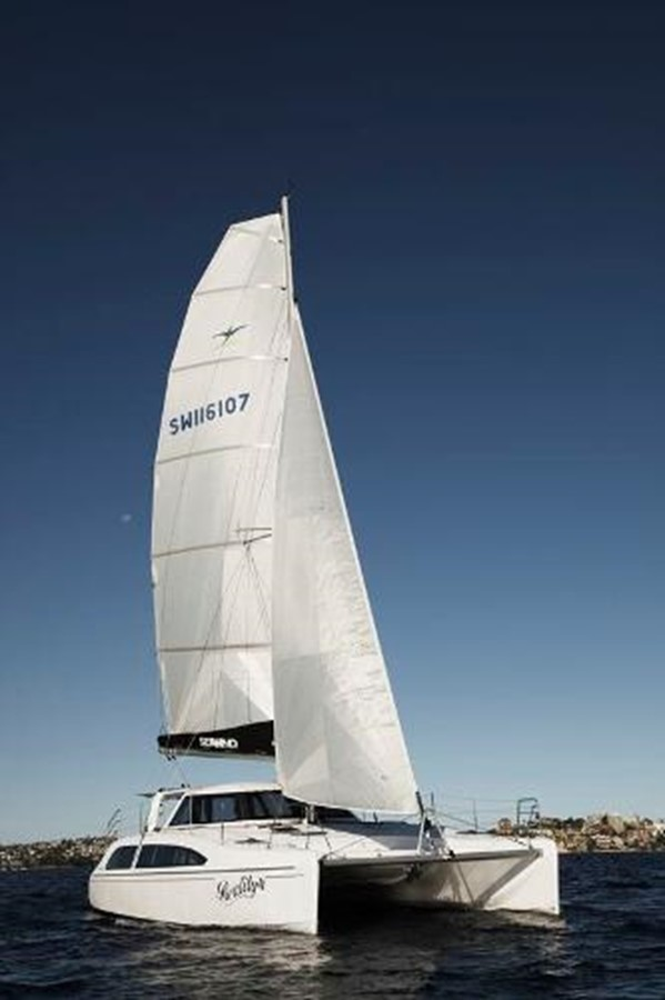 Manufacturer Provided Image: Seawind 1160 Lite Sailing 2019 SEAWIND CATAMARANS 1160 Lite Catamaran 1521846