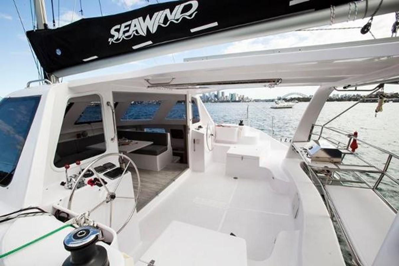 Manufacturer Provided Image: Seawind 1160 Lite Cockpit 2019 SEAWIND CATAMARANS 1160 Lite Catamaran 1521851