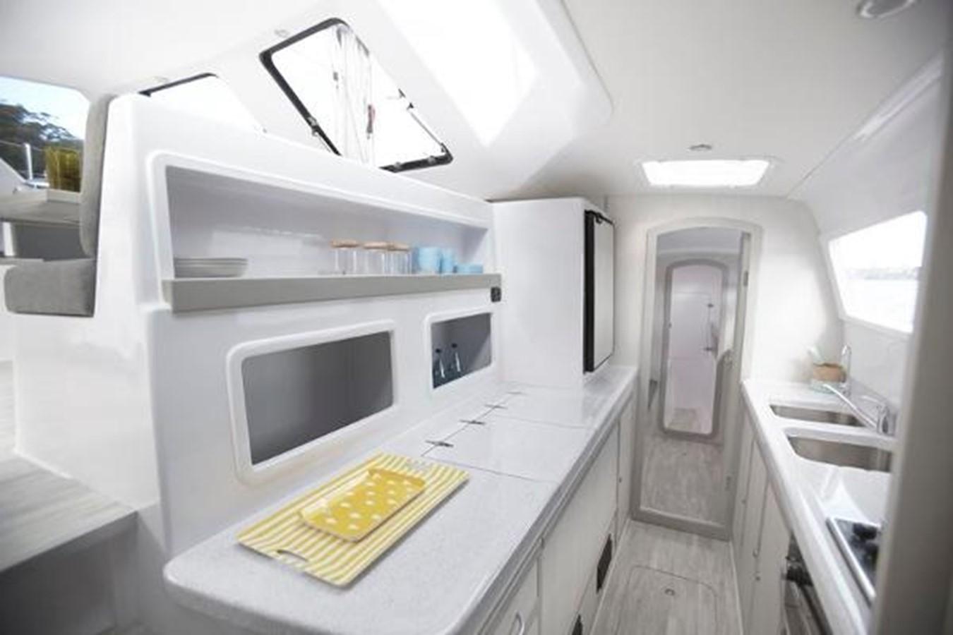 Manufacturer Provided Image: Seawind 1160 Lite Galley 2019 SEAWIND CATAMARANS 1160 Lite Catamaran 1521853