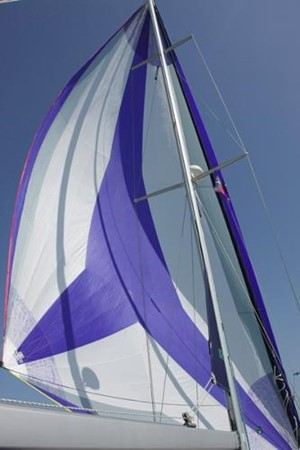 Quantum Furling Spinnaker Code 0 2002 CATALINA 400 MkII Cruising/Racing Sailboat 1526020