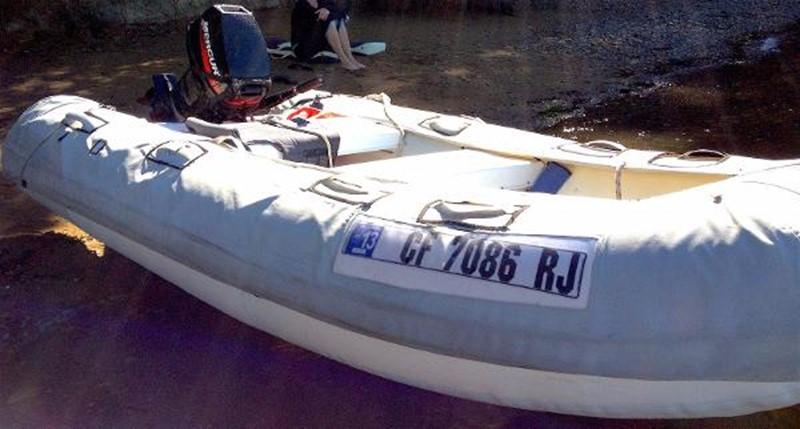 Walker Bay Dinghy 2002 CATALINA 400 MkII Cruising/Racing Sailboat 1526021