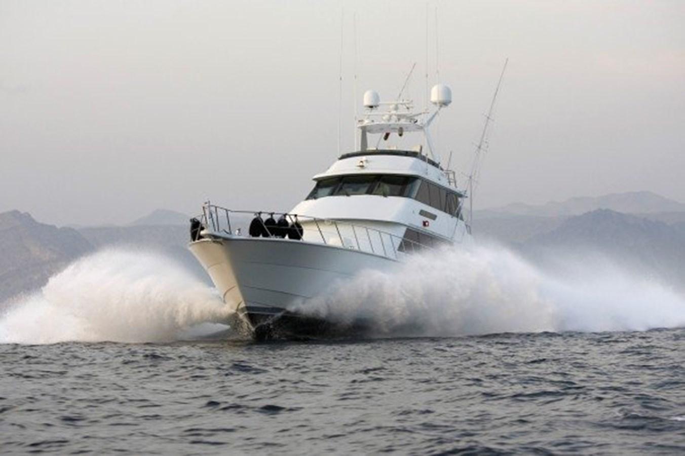 1996 HATTERAS Convertible SF w/ Skylounge Sport Fisherman 1538647