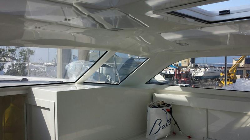 2019 Vismara Marine Service V-50 Pret a Porter Deck Saloon 1542924
