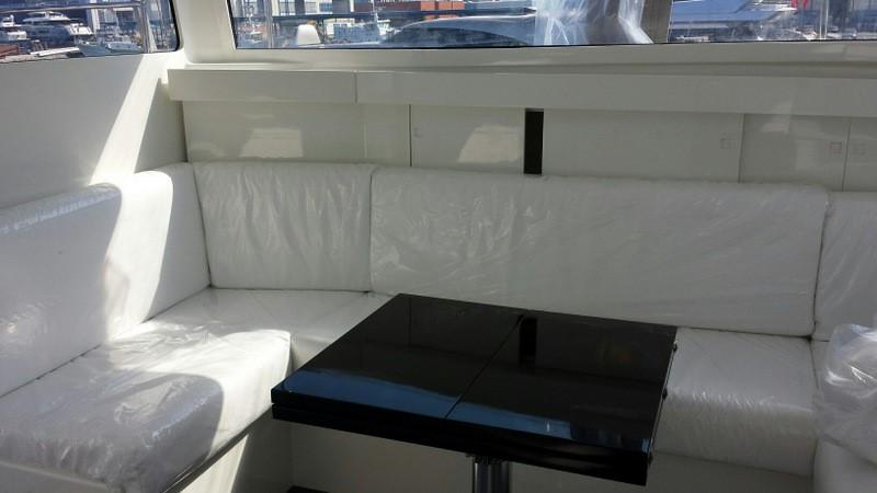 2019 Vismara Marine Service V-50 Pret a Porter Deck Saloon 1542925