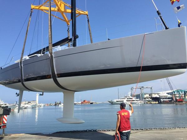2019 Vismara Marine Service V-50 Pret a Porter Deck Saloon 1542926