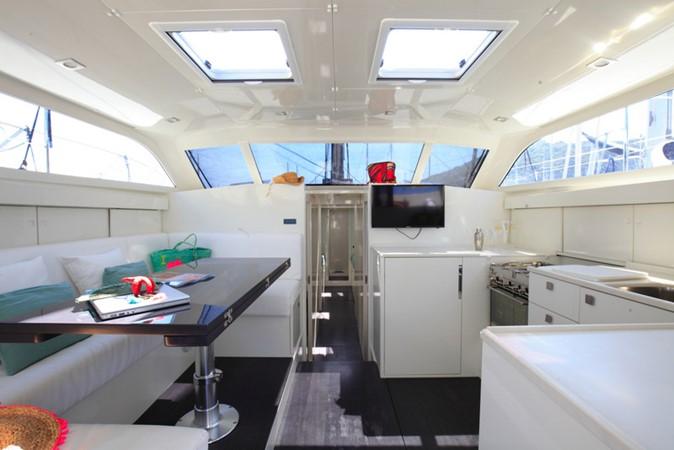 2019 Vismara Marine Service V-50 Pret a Porter Deck Saloon 1542928