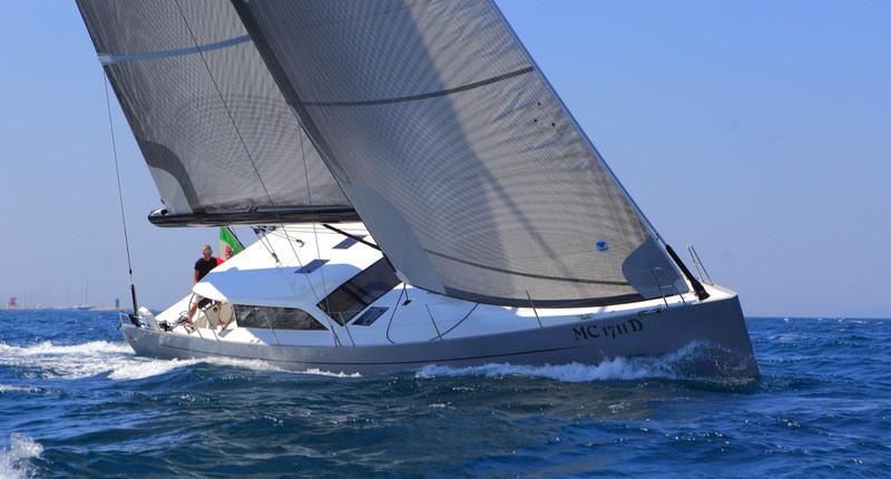 2019 Vismara Marine Service V-50 Pret a Porter Deck Saloon 1542931