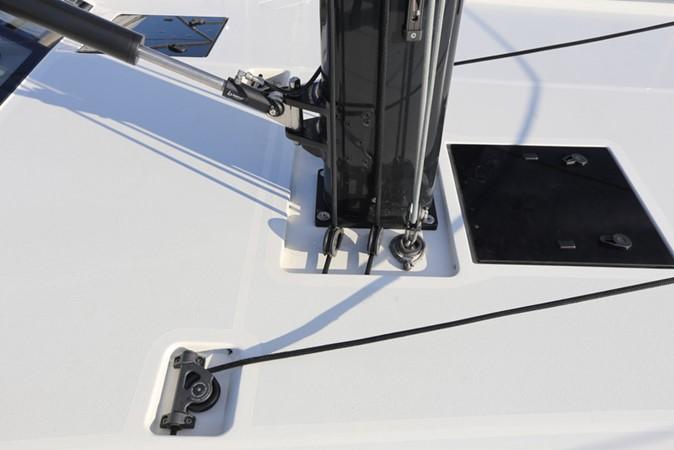 2019 Vismara Marine Service V-50 Pret a Porter Deck Saloon 1542938