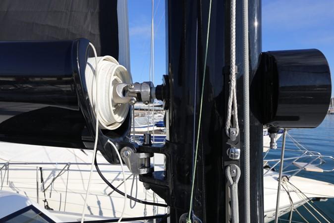 2019 Vismara Marine Service V-50 Pret a Porter Deck Saloon 1542939