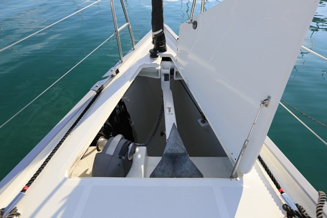 2019 Vismara Marine Service V-50 Pret a Porter Deck Saloon 1542940