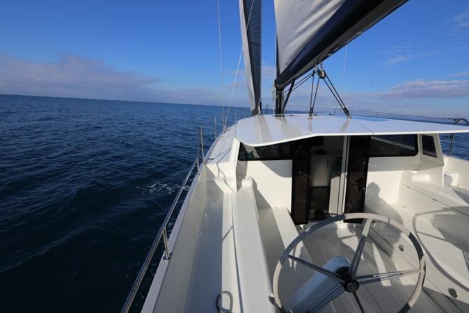 2019 Vismara Marine Service V-50 Pret a Porter Deck Saloon 1542941
