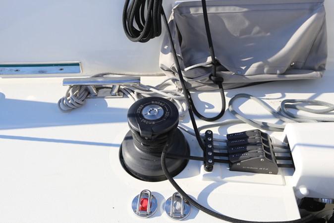 2019 Vismara Marine Service V-50 Pret a Porter Deck Saloon 1542942