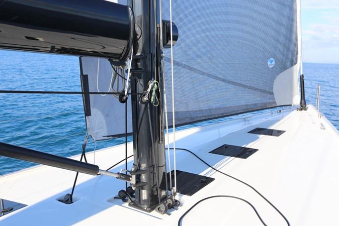 2019 Vismara Marine Service V-50 Pret a Porter Deck Saloon 1542943
