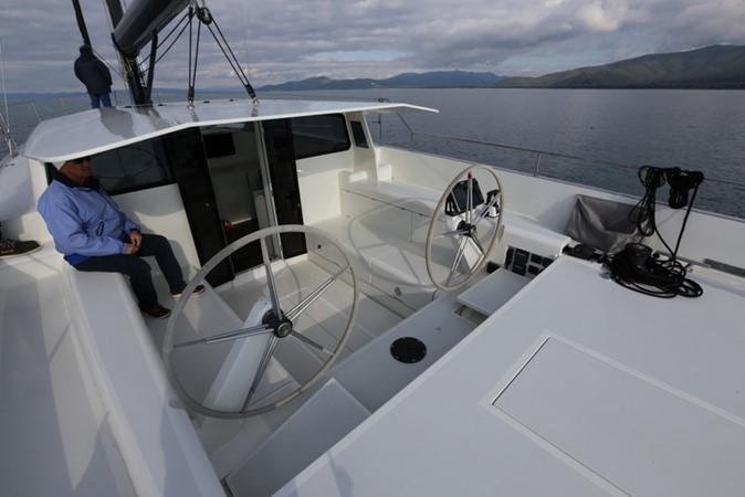 2019 Vismara Marine Service V-50 Pret a Porter Deck Saloon 1542944