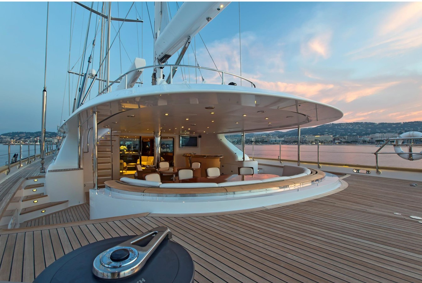 176 PERINI NAVI For Sale