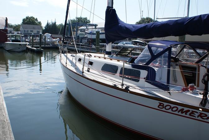 Boomerang 1980 CAL 39 MK II Cruising Sailboat MLS #233937 | YATCO MLS -  Yacht Sales