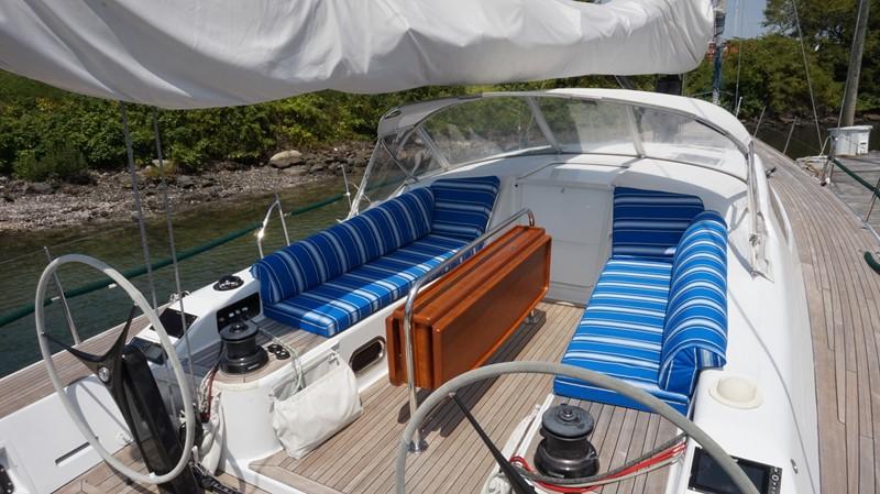 Cockpit Cushions  2007 REICHEL/PUGH RP60  2439902