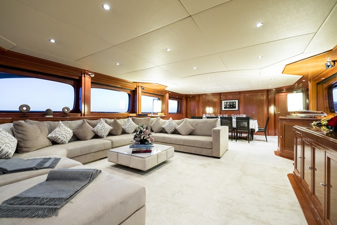 2005 MondoMarine 40 m Semi-Displacement 1890595