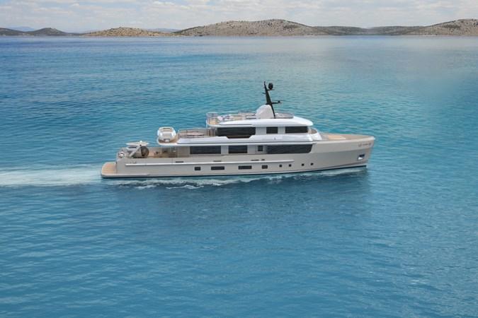 ARCANA 38M EXTERIOR 2018 JFA  Motor Yacht 1610701