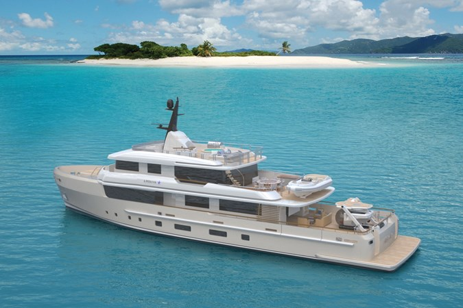 ARCANA 38M EXTERIOR 2018 JFA  Motor Yacht 1610702