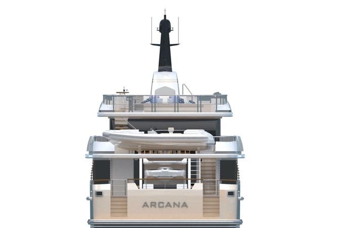 ARCANA 38M EXTERIOR 2018 JFA  Motor Yacht 1610706