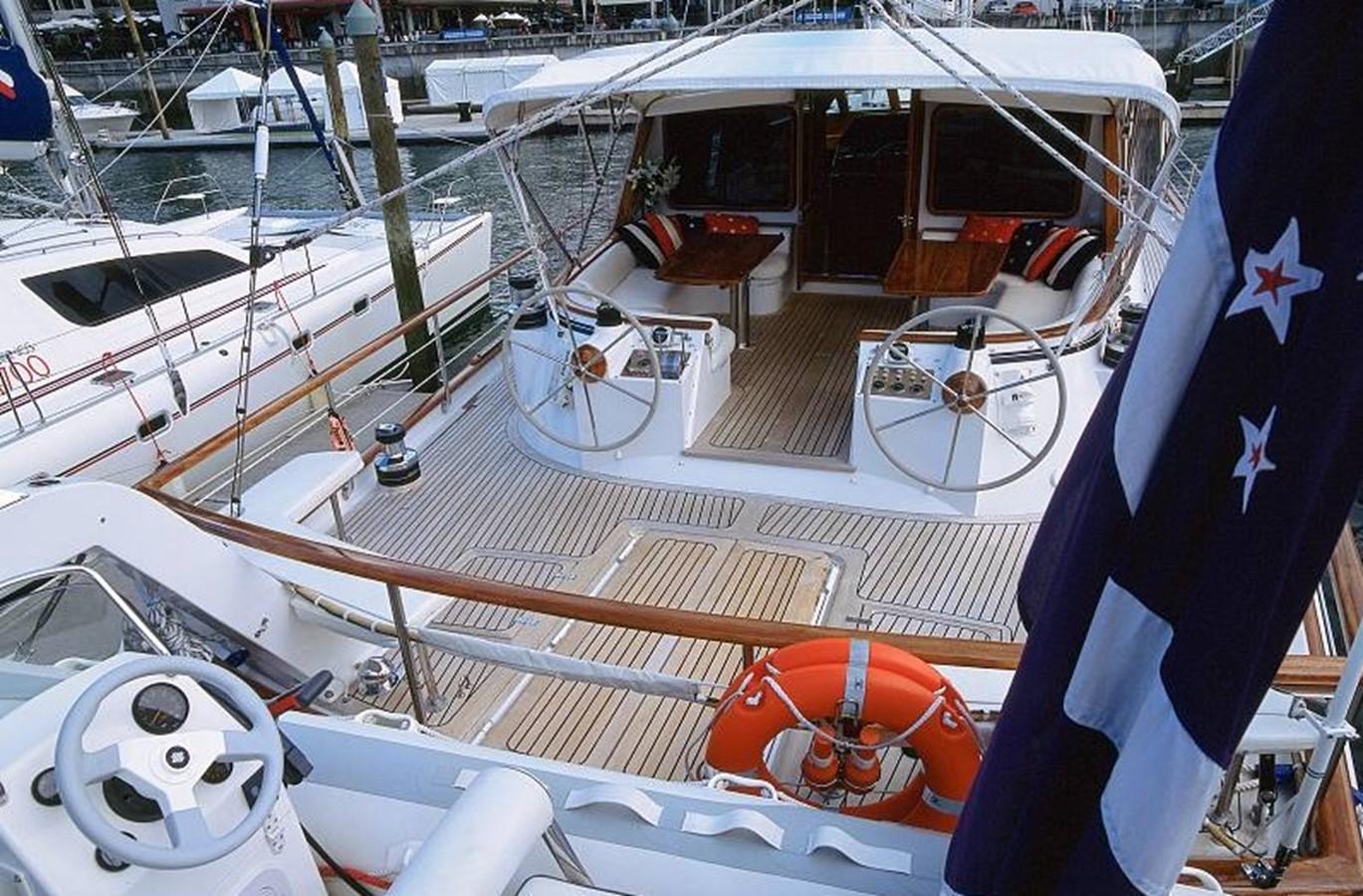 1990 ALLOY  Cruising Ketch 1863729