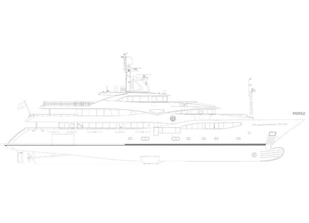 2011 CRN  Mega Yacht 1800810