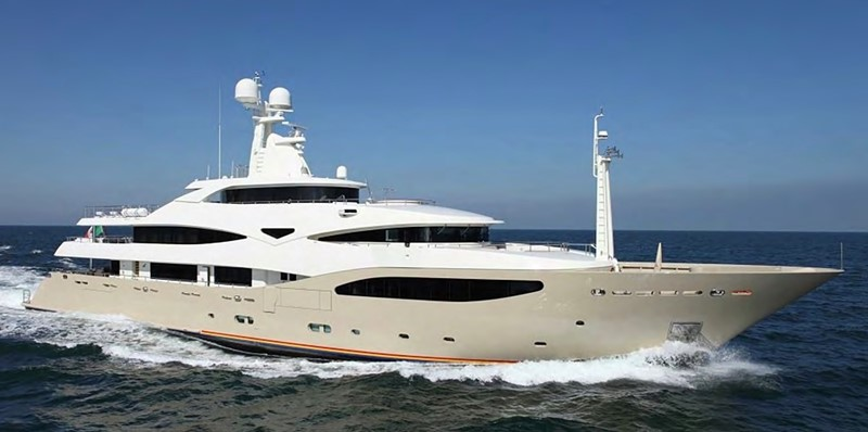 2011 CRN  Mega Yacht 2104985