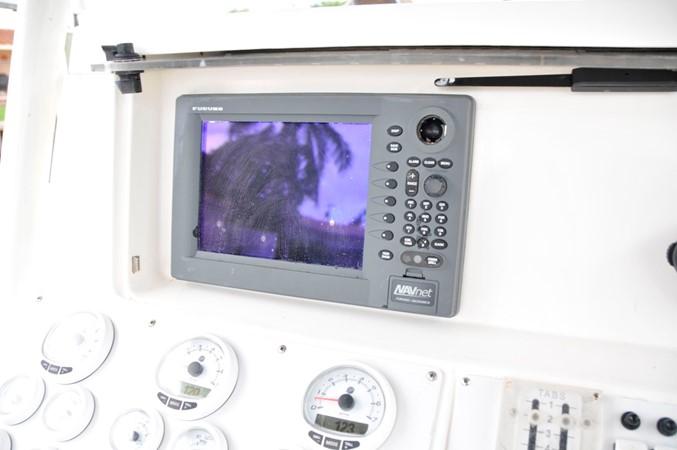 Furuno Nav-Net System 2005 FOUNTAIN Tournament Edition Center Console 1619960