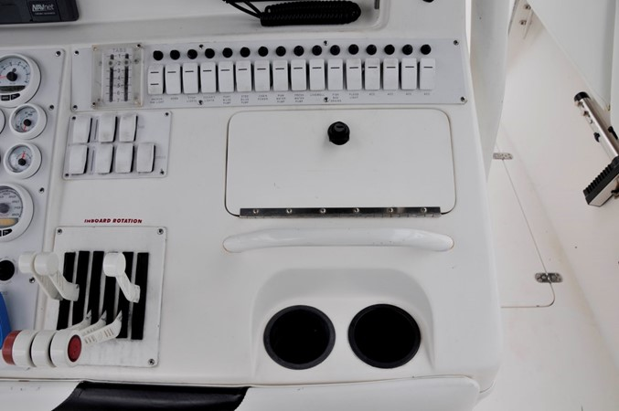 Helm Controls 2005 FOUNTAIN Tournament Edition Center Console 1619964