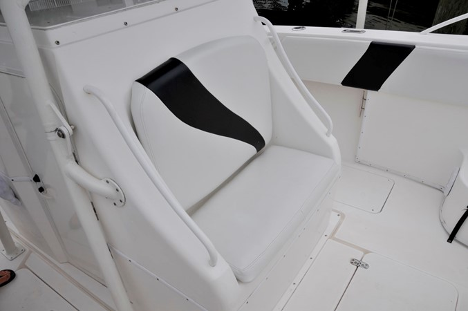 Center Console Forward Seating 2005 FOUNTAIN Tournament Edition Center Console 1619969