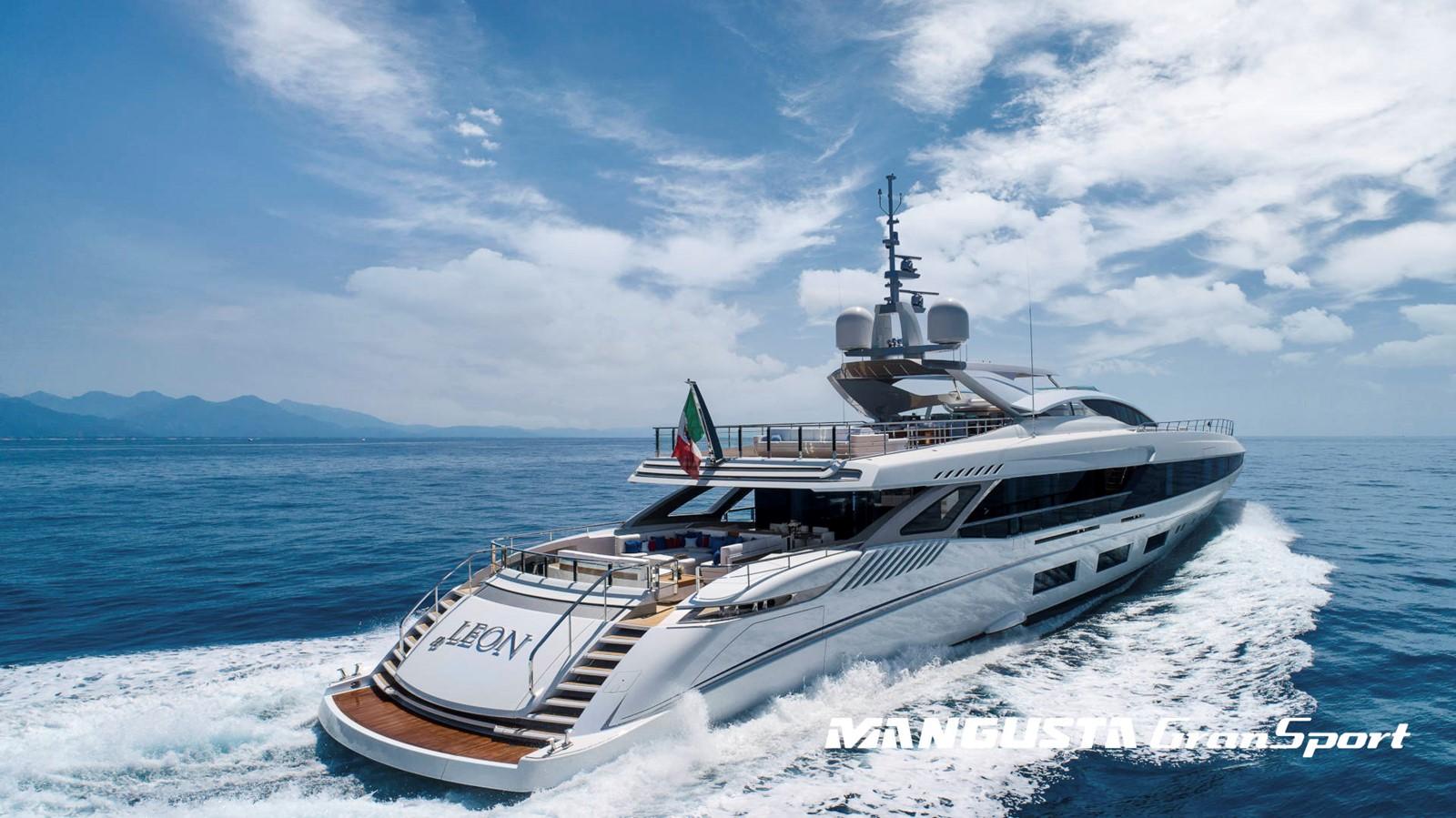2022 OVERMARINE GROUP  Mega Yacht 2580314
