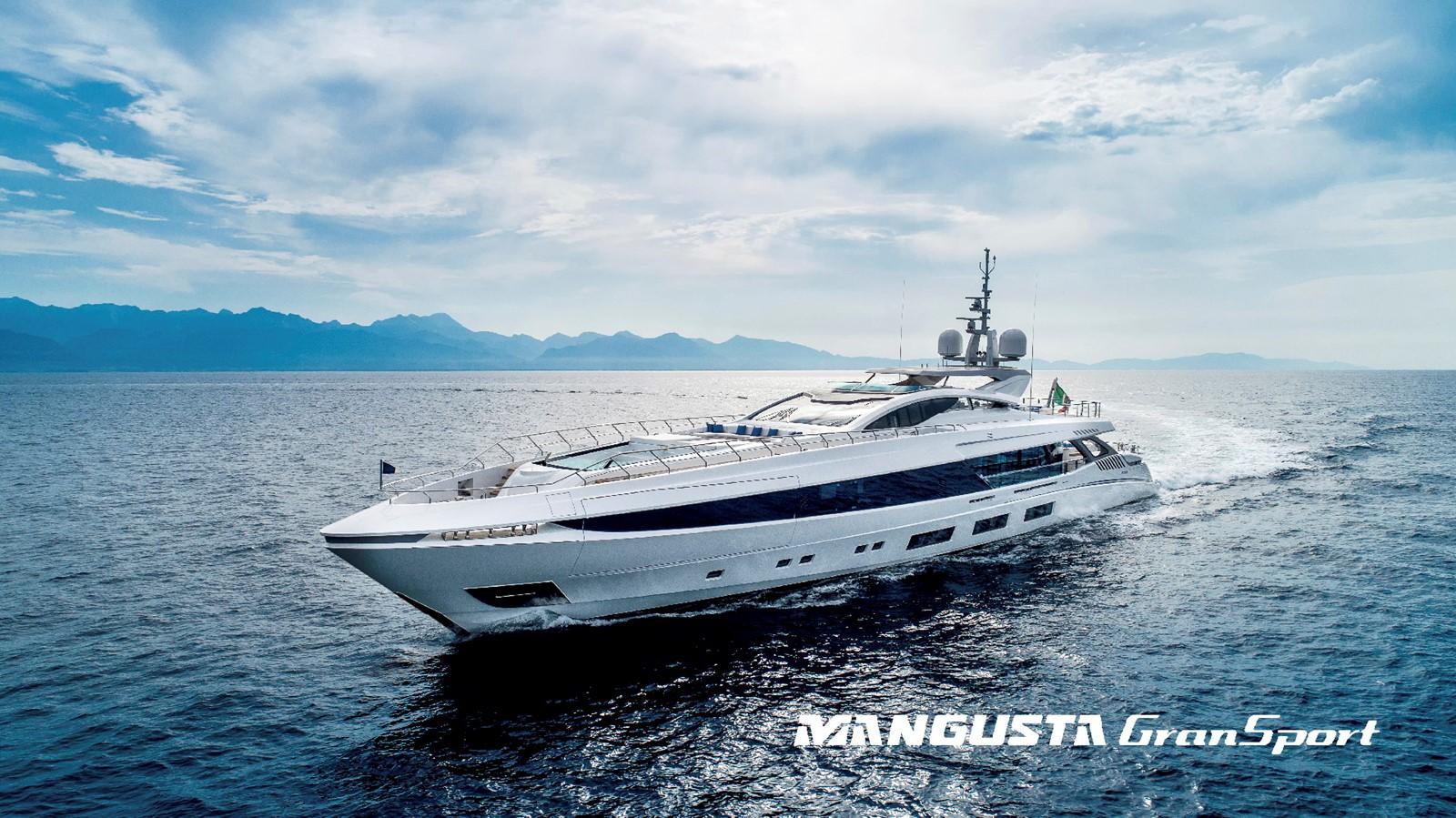 2022 OVERMARINE GROUP  Mega Yacht 2580315