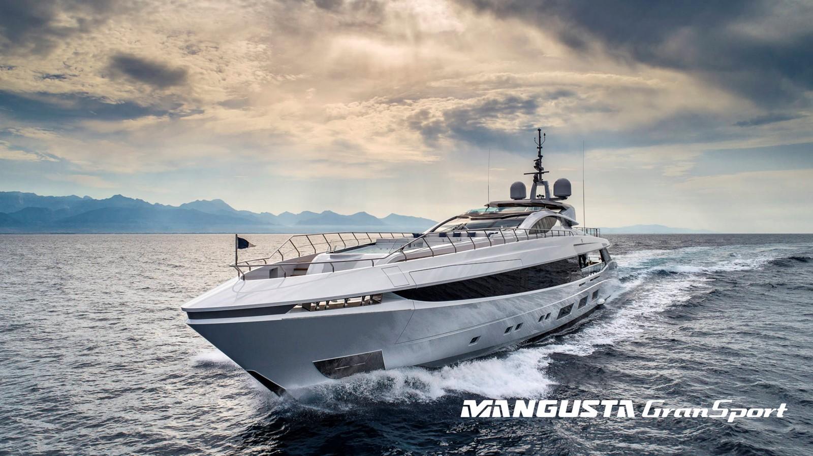 2022 OVERMARINE GROUP  Mega Yacht 2580316