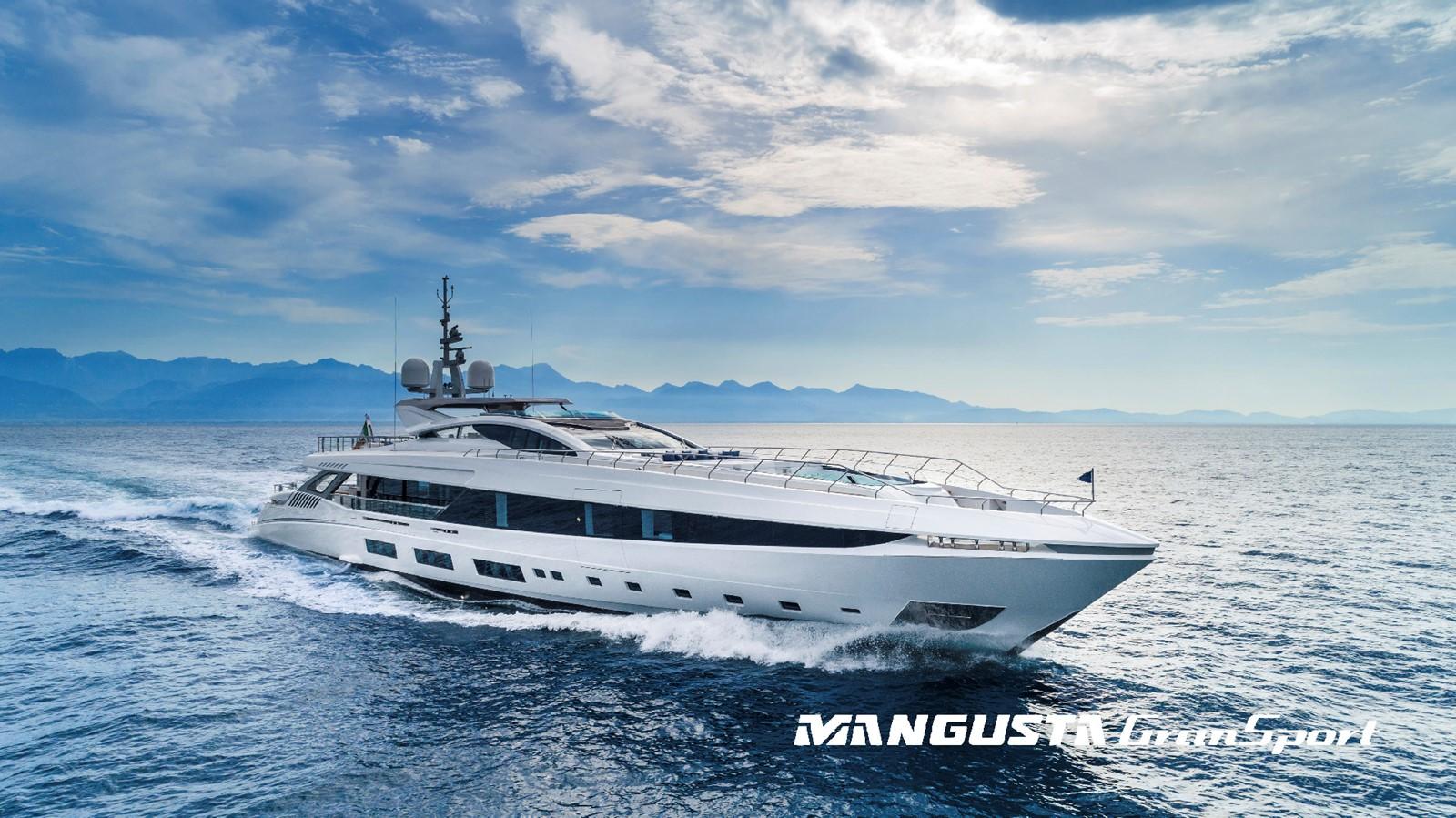 2022 OVERMARINE GROUP  Mega Yacht 2580317